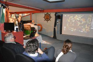 salle projection cinema